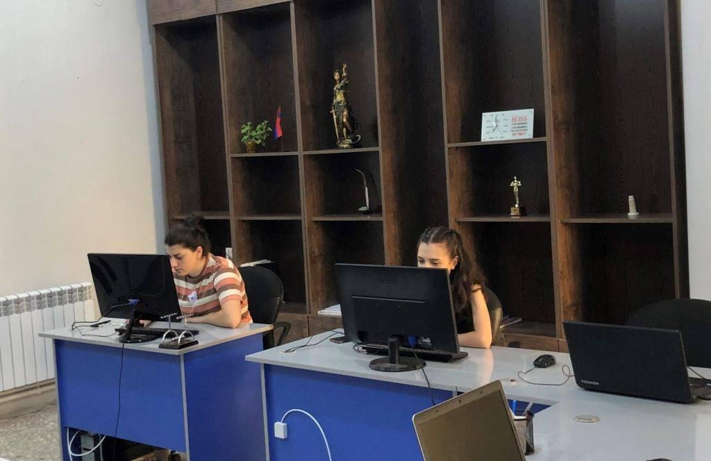 Erida Technologies team